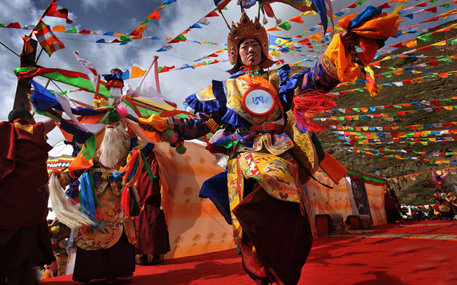 The Oppression of Tibetan Culture - Home